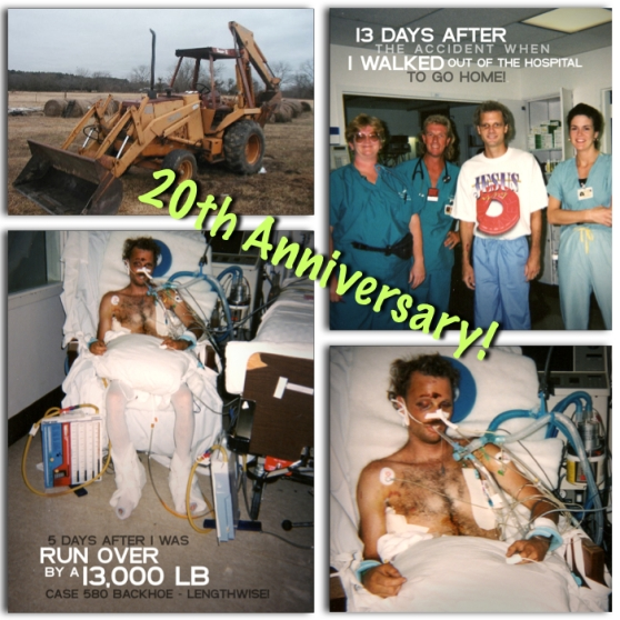 20th Backhoe Anniversary - 2