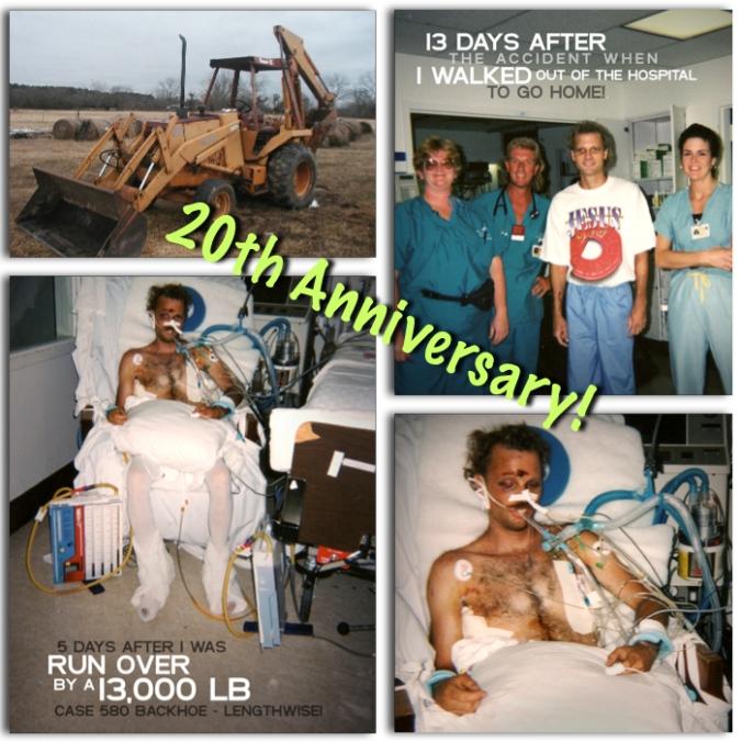 20th Backhoe Anniversary - 2